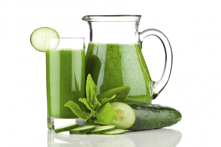 Vuoi perdere peso in modo naturale? Succo di limone, cetriolo e zenzero - Ricette